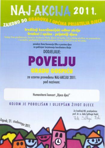 Naj-akcija 2011